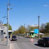 Russian border, Ивангород