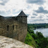 Провиантская башня, Ивангород