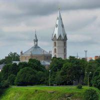 Александровская лютеранская церковь в Нарве, Ивангород