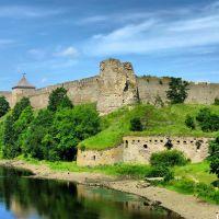 Ивангородская крепость, Ивангород