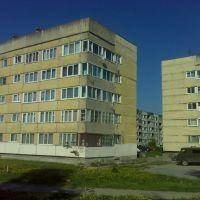Ленинградское шоссе, 86, Каменногорск