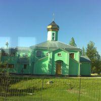 Церковь преподобного Серафима Саровского, Каменногорск