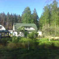 Частные дома на Ленинградском шоссе, Каменногорск