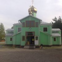 Kamennogorsk church (Antrea) Russia, Каменногорск