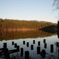 Озеро, Каменногорск