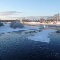 Замерзающая Луга, Кингисепп