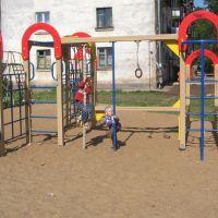 детская площадка, Кингисепп