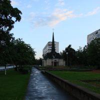 Церковь лютеранская, Кингисепп