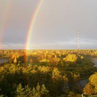 Радуга в октябре, Кингисепп