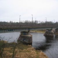 Мост через Лугу, Кингисепп