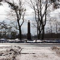Памятник воинам 8-го эстонского гвардейского корпуса, Кингисепп