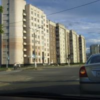 stroiteley st., Кириши