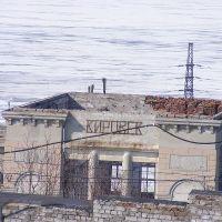 Руины железнодорожного вокзала, Кировск