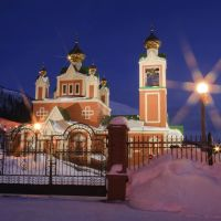 храм в Кировске, Кировск