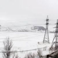Панорама Кировска -, Кировск