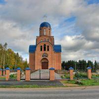 Церковь в Кобрино, Кобринское