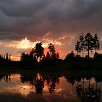 закат, Кобринское