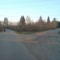 Перекрёсток, Кобринское