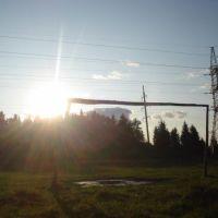 Футбольное поле, Кобринское