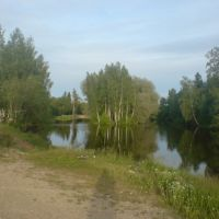 Речка, Кобринское