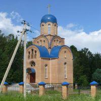церковь, Кобринское