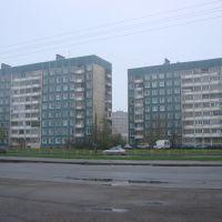 Тверская ул, Колпино