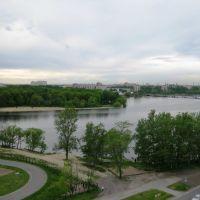 Ижорский пруд, Колпино