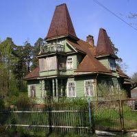 Старый дом на Центральной улице, Лисий Нос
