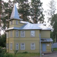 Восстановленный дом, Лисий Нос