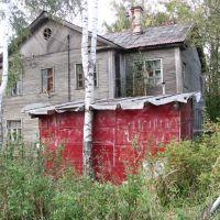 Abandoned house, Лисий Нос