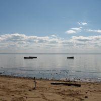 Финский залив в р-не Лисьего Носа. Июнь 2007., Лисий Нос