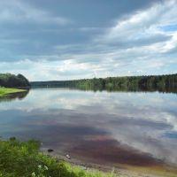 Река Свирь в Лодейном Поле, Лодейное Поле