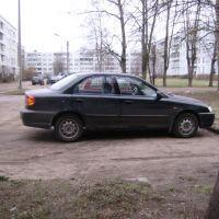 Стоянка на Ульяновской, Лодейное Поле