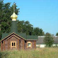 Часовня возле причала (г. Лодейное Поле Ленинградской области), Лодейное Поле