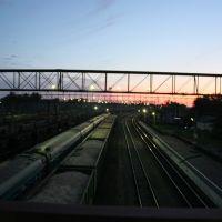 Вокзал(мост), Лодейное Поле