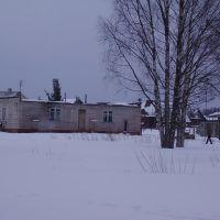 Лыжная база, Лодейное Поле