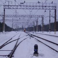 Железная дорога, Лодейное Поле