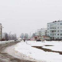 Улица Ульяновская, Лодейное Поле