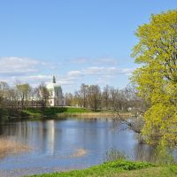 Ораниенбаум. Нижний пруд / Oranienbaum. Lower pond, Ломоносов