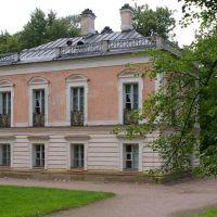 Дворец Петра III / Peter IIIs palace (28/07/2007), Ломоносов