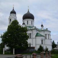 Lomonosov  - cerkovj, Ломоносов