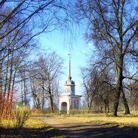 Ворота крепости Петерштадт / Gates of the fortress Peterstadt, Ломоносов