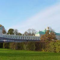 Ансамбль Большого Меншиковского дворца, Японский павильон, Ломоносов, Санкт-Петербург, Ломоносов