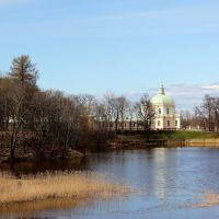 Большой Меньшиковский дворец, Ломоносов