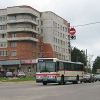 Cruce Pobedy - Volodarskogo, Луга