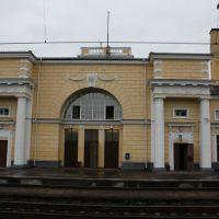 Luga station, Луга