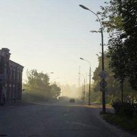 Luga - Tolmachëva St., Луга