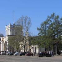 Luga - RW Station, Луга
