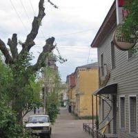 Calle Sviyazi, Луга