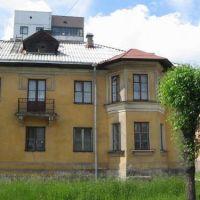 Av. Kirova Old Building, Луга